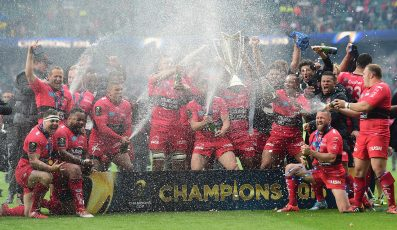 Champions Cup Final 2014-2015