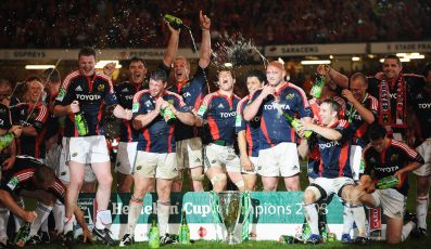 Champions Cup Final 2007-2008