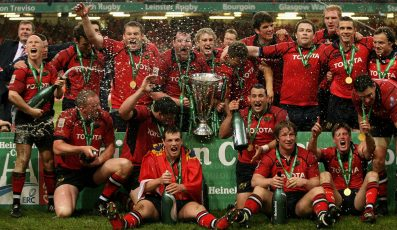 Champions Cup Final 2005/2006
