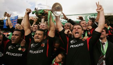 Champions Cup Final 2004/2005