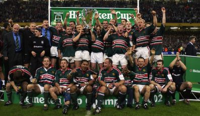 Champions Cup Final 2001/2002
