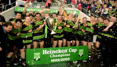 Champions Cup Final 1999-2000