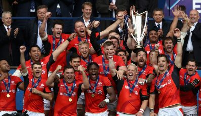 Champions Cup Final 2016-2017