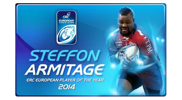 2014 - Steffon Armitage