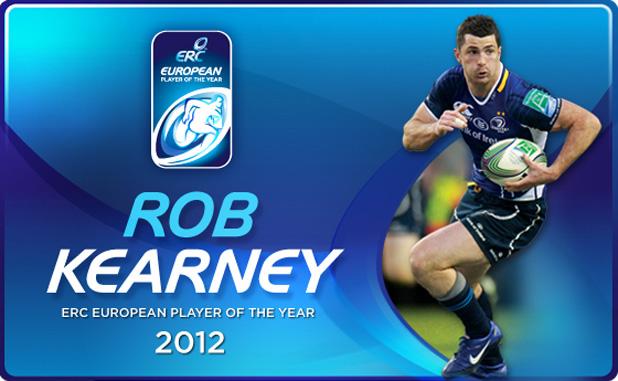 2012 - Rob Kearney
