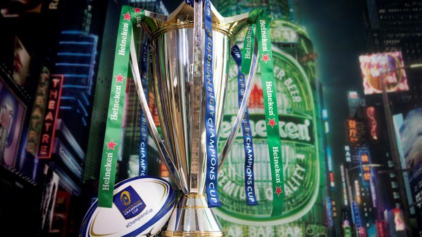 Heineken de retour comme sponsor titre de la Champions Cup