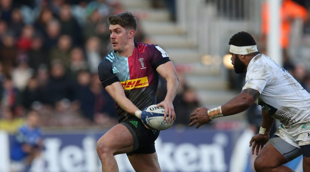 Quins aim to continue winning run