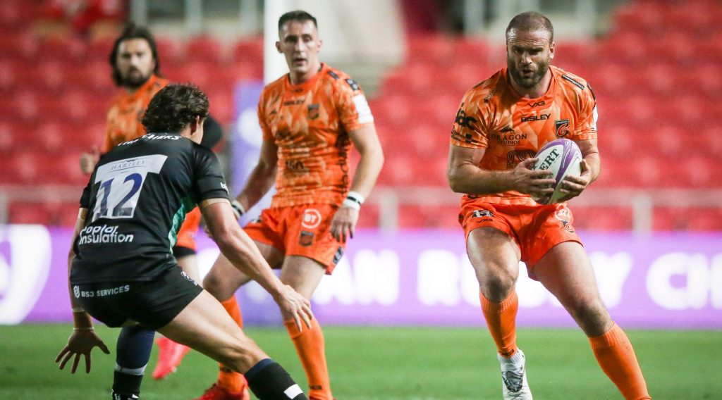 Dragons set sights on first Challenge Cup final