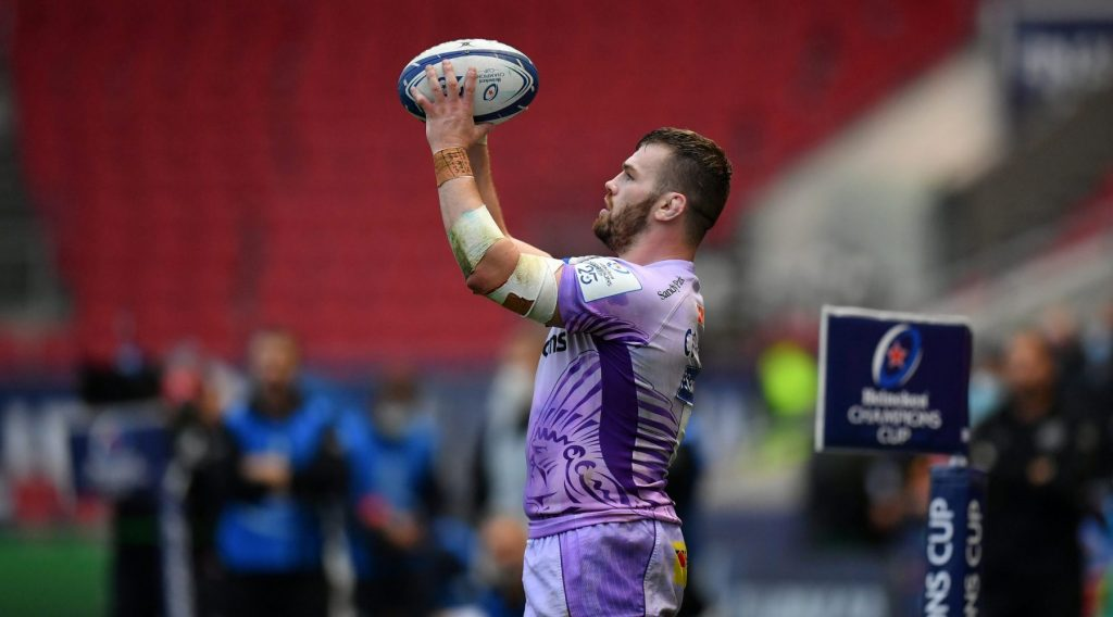 Exeter trio shine in dominant Lions win over Stormers