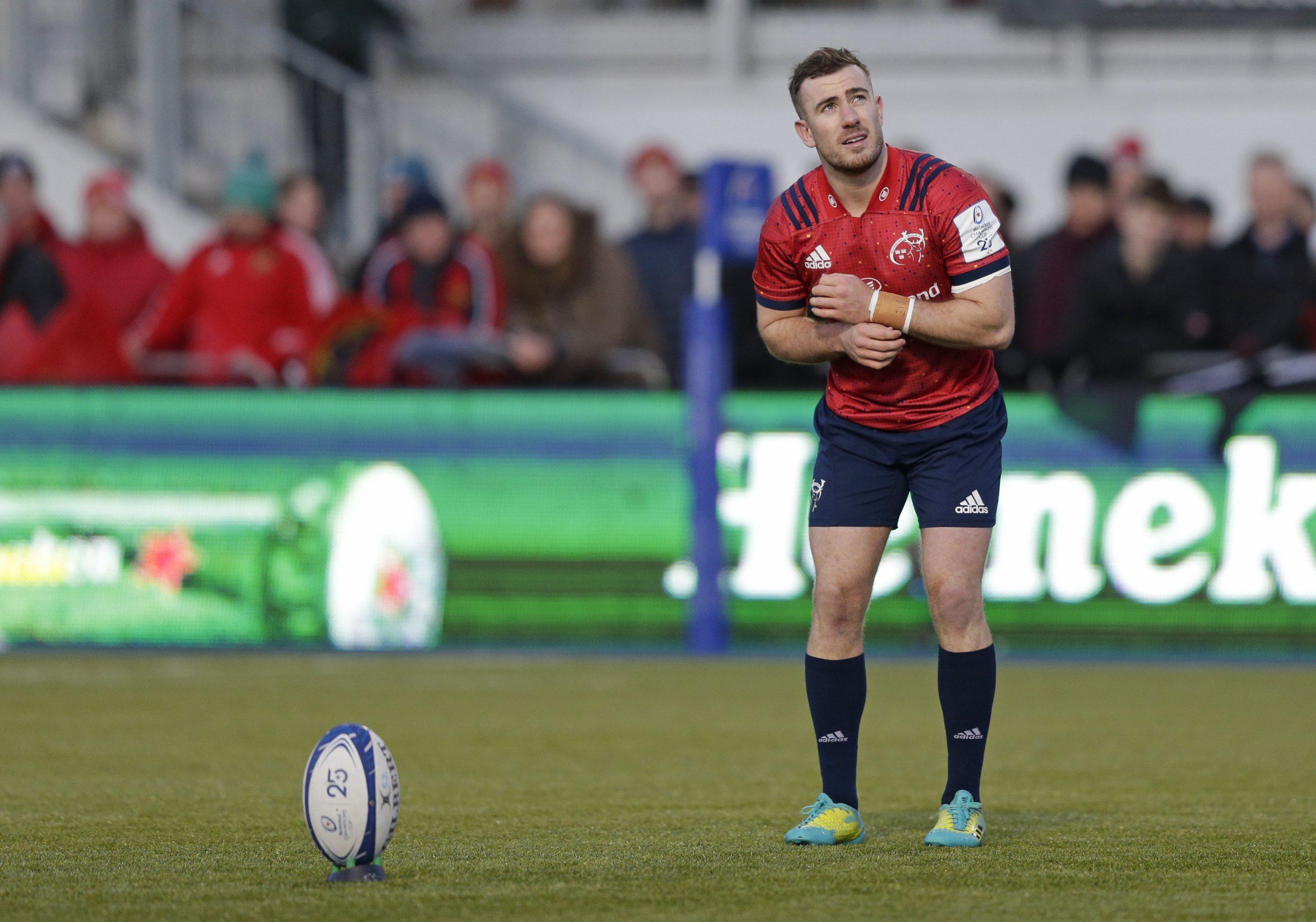 Irish players kick their way to top of points-scoring chart