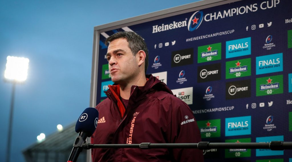 Van Graan wary of 'hugely competitive' clashes with Castres and Wasps