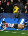 Rees-Zammit brace in thrilling Gloucester win