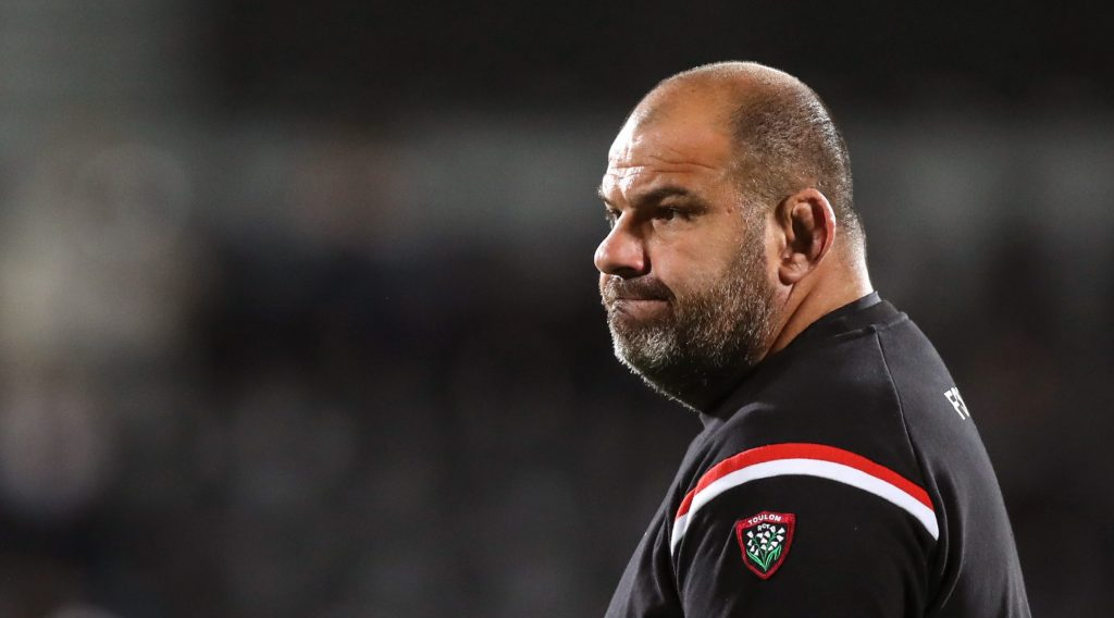 Leinster the 'benchmark' for RC Toulon says Collazo