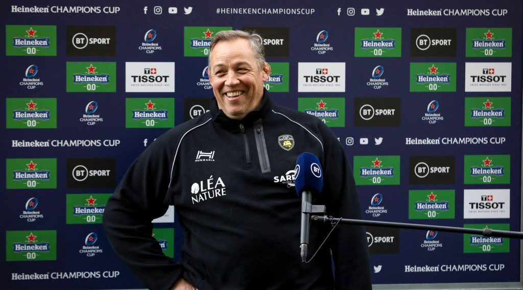 Gibbes excited to face Leinster