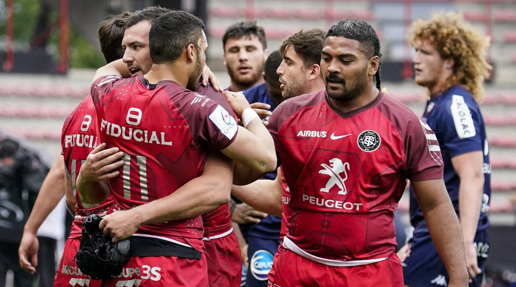 Toulouse aiming for fifth European crown after Bordeaux success