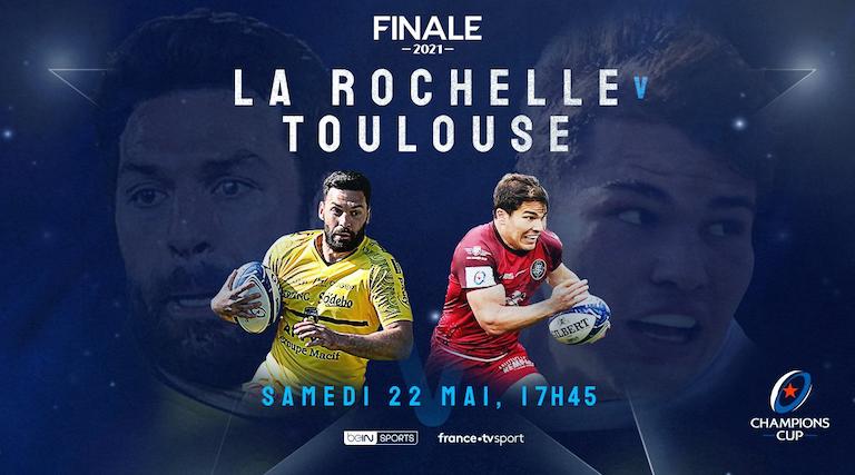 La Rochelle et Toulouse pour l'histoire !