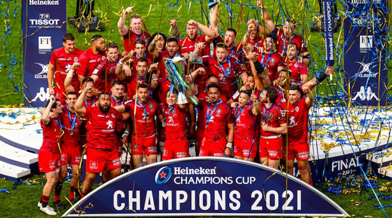 Le TOP 14 de retour avec une revanche de la finale de la Champions Cup