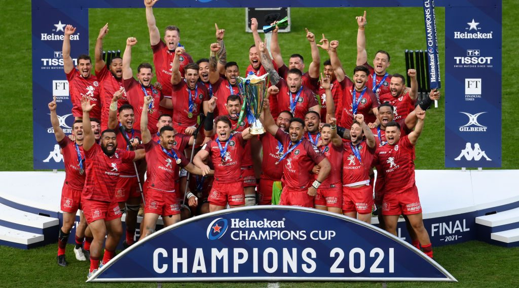 Toulouse claim fifth star after Heineken Champions Cup final success over La Rochelle