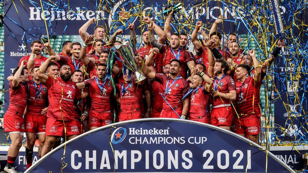Confirmation du format et des clubs qualifiés pour la Champions Cup 2021/2022