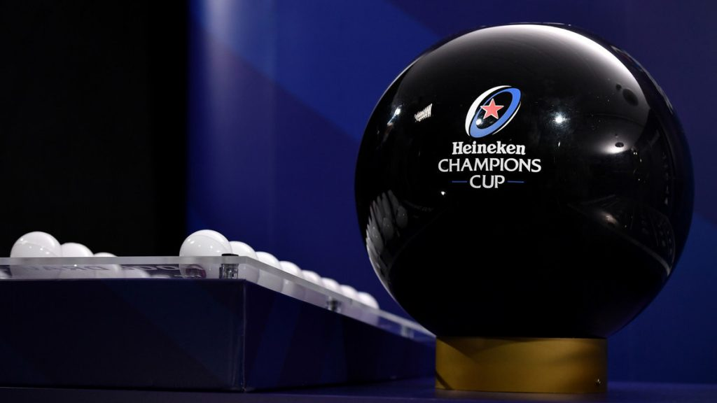 All you need to know about the Heineken Champions Cup pool draw