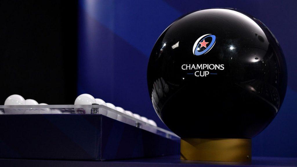Tirage au sort des poules de la Champions Cup 2021/2022