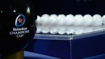 WATCH: Heineken Champions Cup 2021/2022 Pool Stage Draw Highlights
