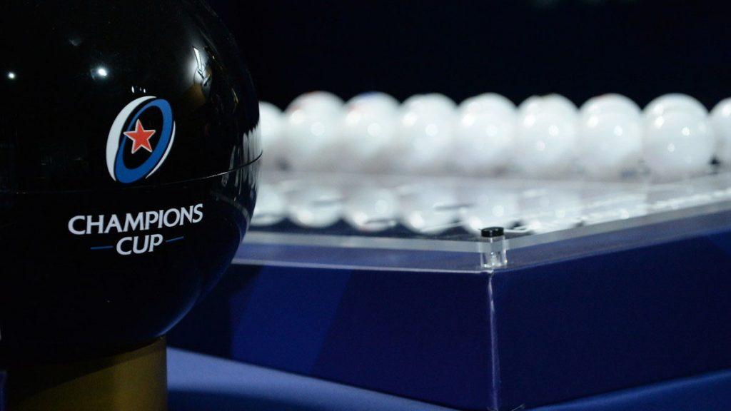 Informations sur le tirage au sort des poules de la Champions Cup 2021/2022