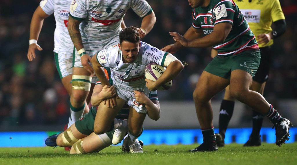 First France cap for Hastoy against Australia