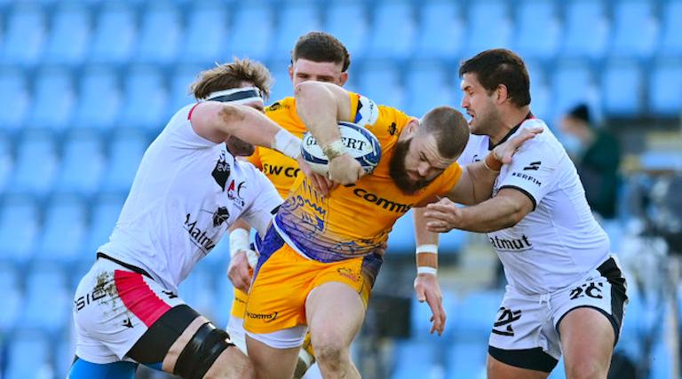 Luke Cowan-Dickie et les Lions font tomber les Springboks