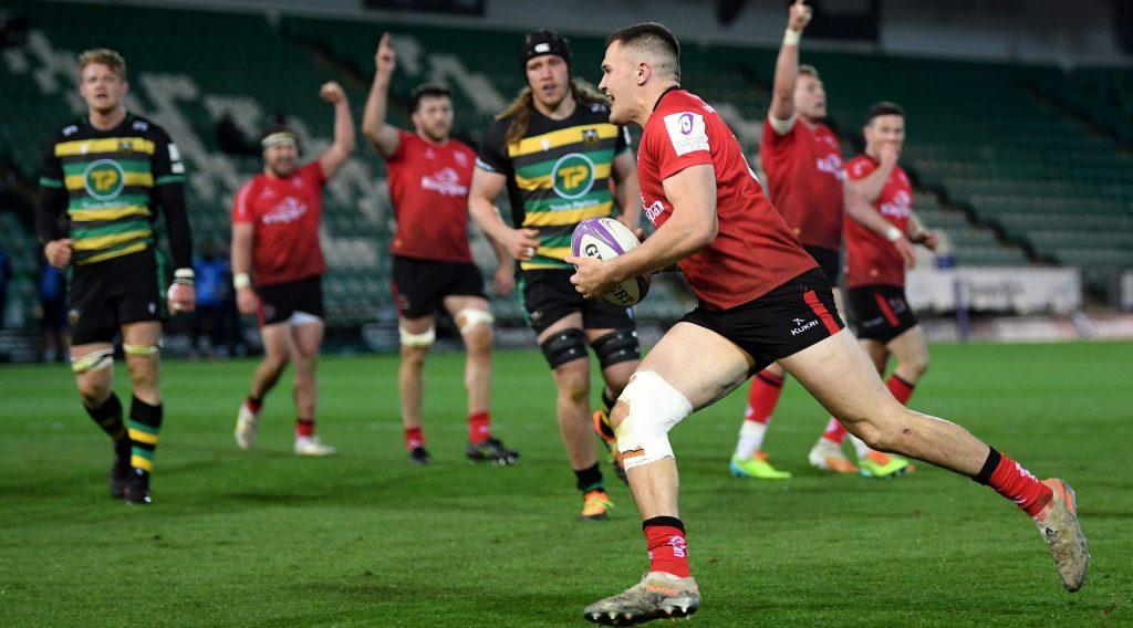 Key Clashes: Ulster beat stubborn Saints to reach semi-finals