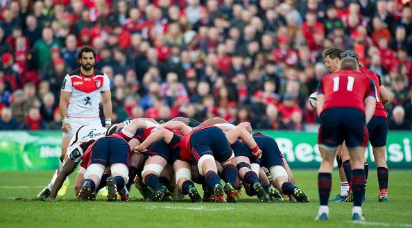 Le Stade Toulousain rejoint le Munster Rugby en finale du Fantasy Match-up !