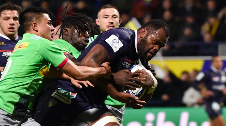 Clermont se rassure, Toulouse solide leader