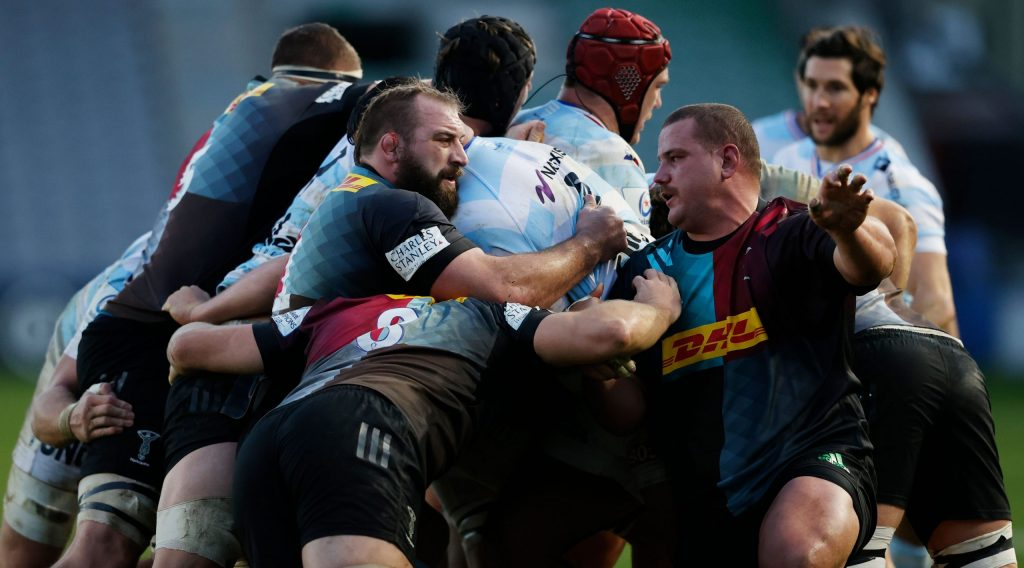 Lynagh grabs brace as Quins make winning start in Premiership