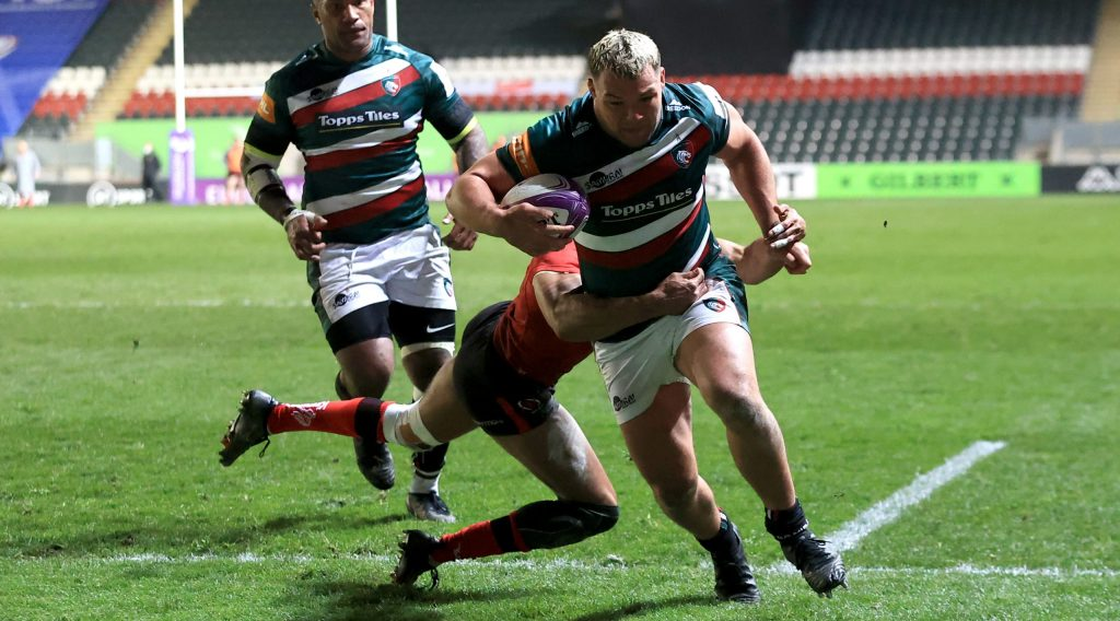 European challengers demonstrate try-scoring prowess
