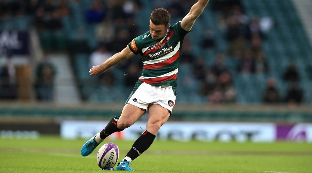 Leicester aiming for third straight Premiership win