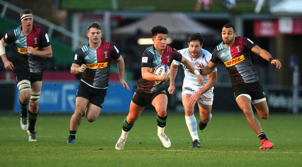 Smith back to boost Harlequins